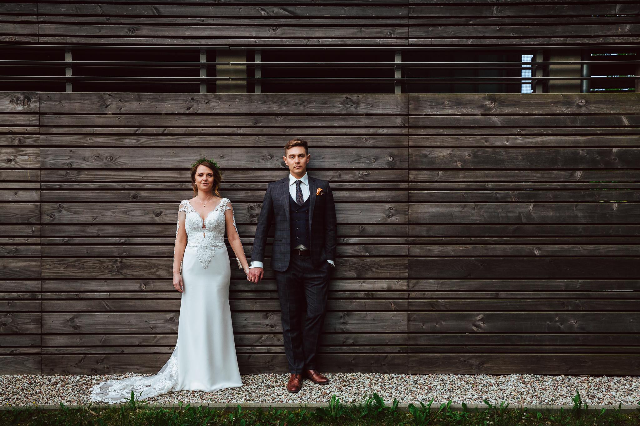 fotografia ślubna na wzór starych zdjęć ślubnych
